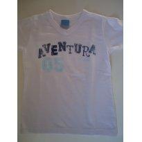 Camiseta Aventura -  Tam: 3 - 3 anos - Malwee