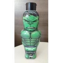 Shampoo Infantil Hulk Impala 2 em 1 -  - Nacional