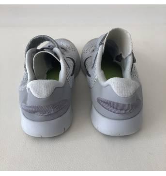 Tênis Nike - Cinza Claro - Tam 30 - 30 - Nike