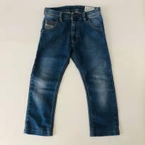 Calça Jeans - marca Diesel - Tam 6 - 6 anos - diesel