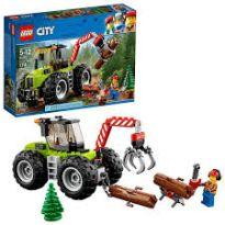 Lego City - Trator Florestal