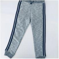 Calça de Moleton - Cinza Mesclado - Zara - Tam 8 - 7 anos - Zara