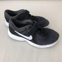 Tênis Nike - Preto - Tam  31 (EUA 1Y) - 31 - Nike