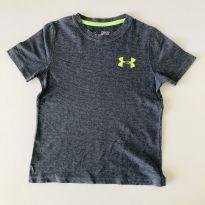 Camiseta - Cinza - marca Under Armour - Tam XP
