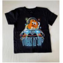 Camiseta M&M World - Tam 6 - 6 anos - M&M`s World