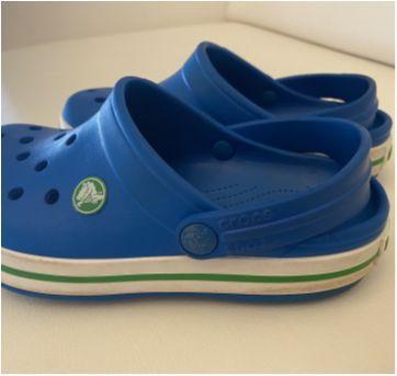 Crocs - cor azul - tam 32 (J1) - 32 - Crocs
