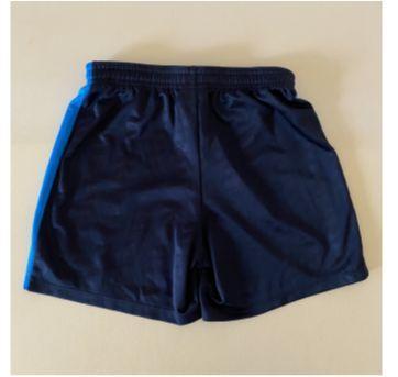 Shorts de nylon - Nike - Azul -  tam P - 7 anos - Nike
