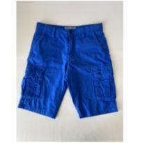 Bermuda Brooksfield - cor Azul - Tam 8 - 8 anos - Brooksfield Júnior