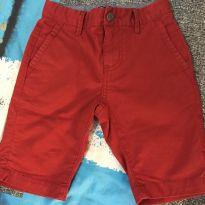 Bermuda Sarja GAP KIDS Original - 5 anos - Burigotto e Baby Gap