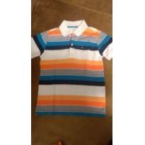 Camisa Polo Tommy Hilfiger - 5 anos - Tommy Hilfiger