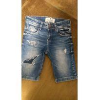 Bermuda jeans Polo Wear - 5 anos - Polo wear