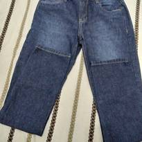 Calça jeans azul Tam 12 - 12 anos - marisa