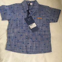 Camisa estilosa - 2 anos - Anuska