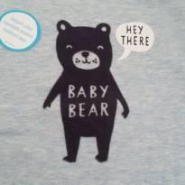Body Carters urso 24 meses - 18 a 24 meses - Carter`s