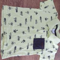 Camiseta Polo Tam 1 lindaaaa - 1 ano - Alakazoo!