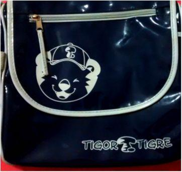 Bolsa Tigor T. Tigre - Sem faixa etaria - Tigor T.  Tigre