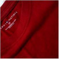 Blusa Tommy Hilfiger vermelha - 3 anos - Tommy Hilfiger