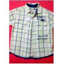 Camisa xadrez Palomino - 6 anos - Palomino