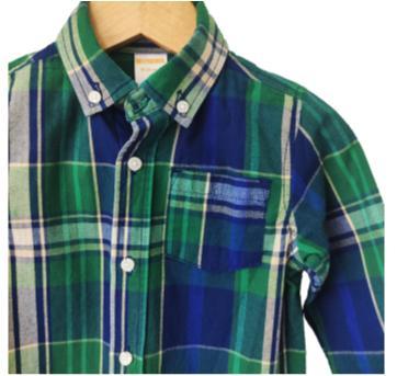 camisa xadrez gymboree - 18 a 24 meses - Gymboree