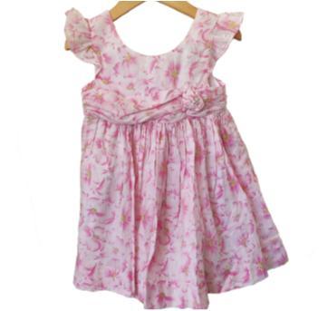 vestido floral ralph lauren - 3 anos - Ralph Lauren