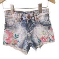 short jeans animê - 4 anos - Animê