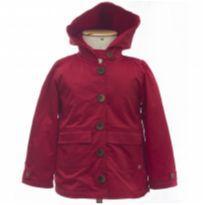 jaqueta corta vento green - 3 anos - Green