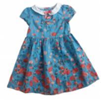 vestido - joaninha e flores - 12 a 18 meses - Alphabeto