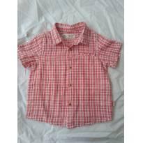 Camisa - 9 a 12 meses - Zara Baby