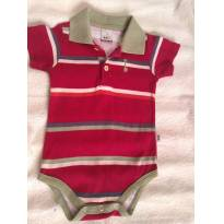 Body social - 9 a 12 meses - Puc Baby