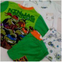 Lote pijamas - 12 a 18 meses - Dayane baby