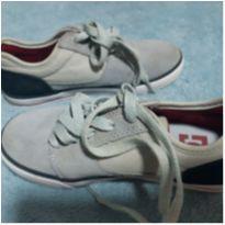 Tênis DC cinza - 29 - DC Shoes