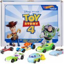 Kit Set C/ 6 Hot Wheels Toy Story 4 Mattel Disney Pixar Novo -  - Mattel