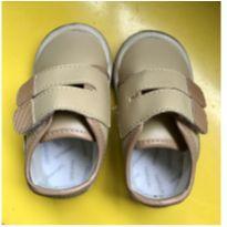 Sapato velcro tam 19 - 19 - Pimpolho