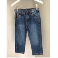 Calça jeans - 2 anos - Carinhoso