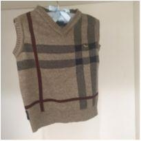 Colete de tricot - 2 anos - Um mais um