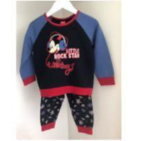 Pijama - 2 anos - Disney