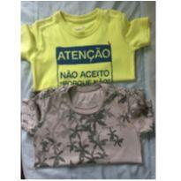 2 Camisetas Reserva mini - 2 anos - Reserva mini
