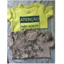 Duplinha de camiseta Reserva mini