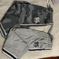 2 calças oshkosh - 3 anos - OshKosh