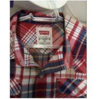 Camisa Levis quadriculada - 3 anos - Levi`s
