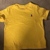 Camiseta - 1 ano - Ralph Lauren
