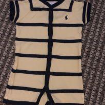 Macacao - 6 meses - Ralph Lauren