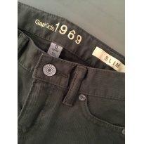 Calça Boys linda Gap com etiqueta - 5 anos - GAP