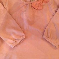Blusa manga longa Zara - 6 a 9 meses - Zara