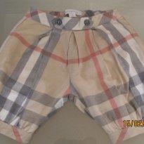 Shorts LINDO da Burberry - 9 a 12 meses - Burberry