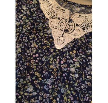 Vestido Florido Super Bacana - 2 anos - Não informada