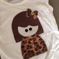 Camiseta Mixed - 1 ano - MIxed Kids