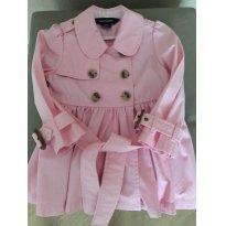 INVERNO: Casaco Lindíssimo Rosa Ralph Lauren - 18 meses - Ralph Lauren