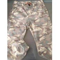 Calça Militar da ZARA com Elástico - 6 anos - Zara