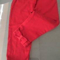 Calça Legging - vermelha Ralph Lauren - 1 ano - Ralph Lauren